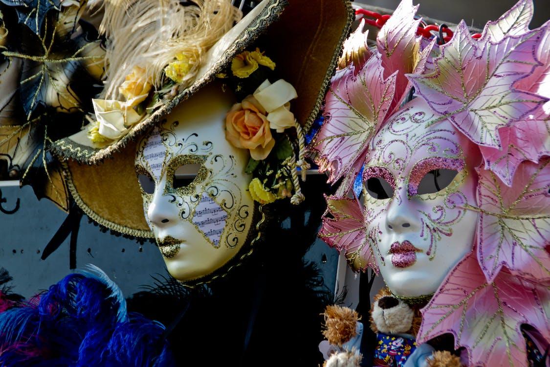 karnawał, maska, wenecja