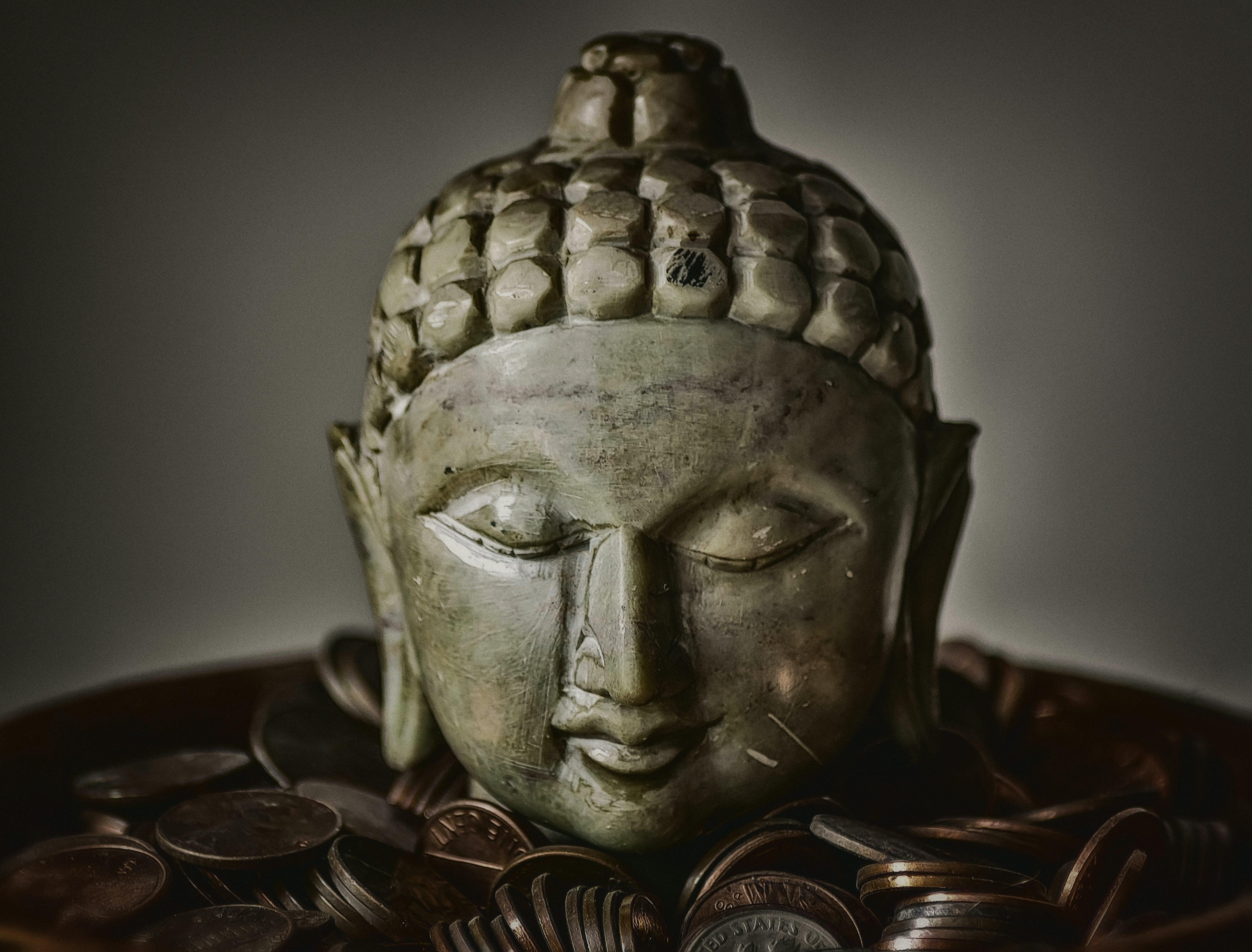 Gratis arkivbilde med buddha, Buddhisme, innendørs, religiøs