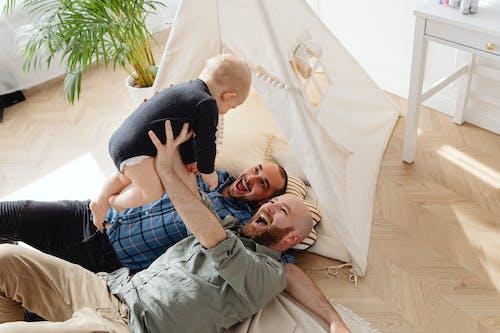 คลังภาพถ่ายฟรี ของ LGBT, การอยู่ร่วมกัน, ครอบครัว