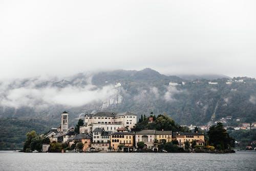 Gratis lagerfoto af arkitektur, bjerg, bjerge