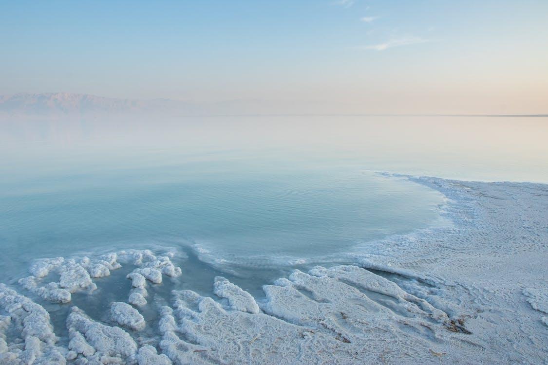 Gratis lagerfoto af blå, dødt hav, hav