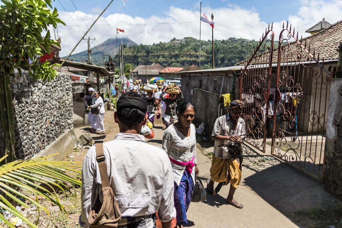 Ảnh lưu trữ miễn phí về bali, đám đông, Indonesia