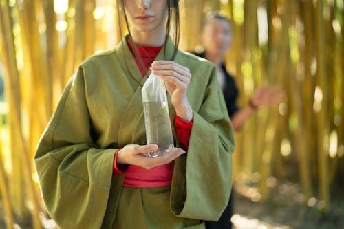 Бесплатное стоковое фото с азиатка, бамбуковые, весна