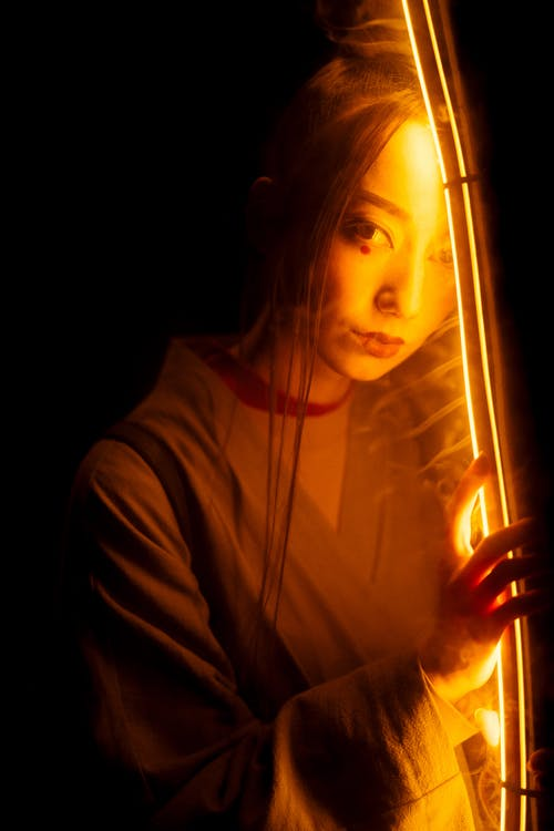 不堅固的, 亞洲女人, 亞洲女性 的 免費圖庫相片