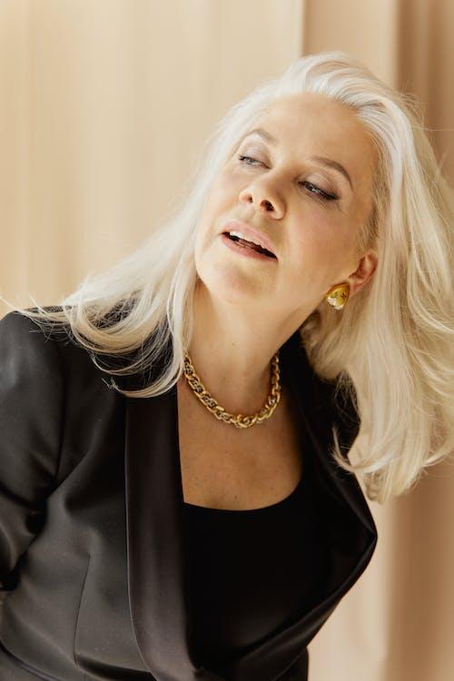 Kostnadsfri bild av affärskvinna, blond, elegant