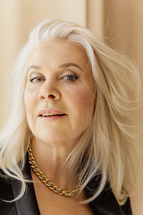 Ingyenes stockfotó aranylánc, elegáns, haj témában