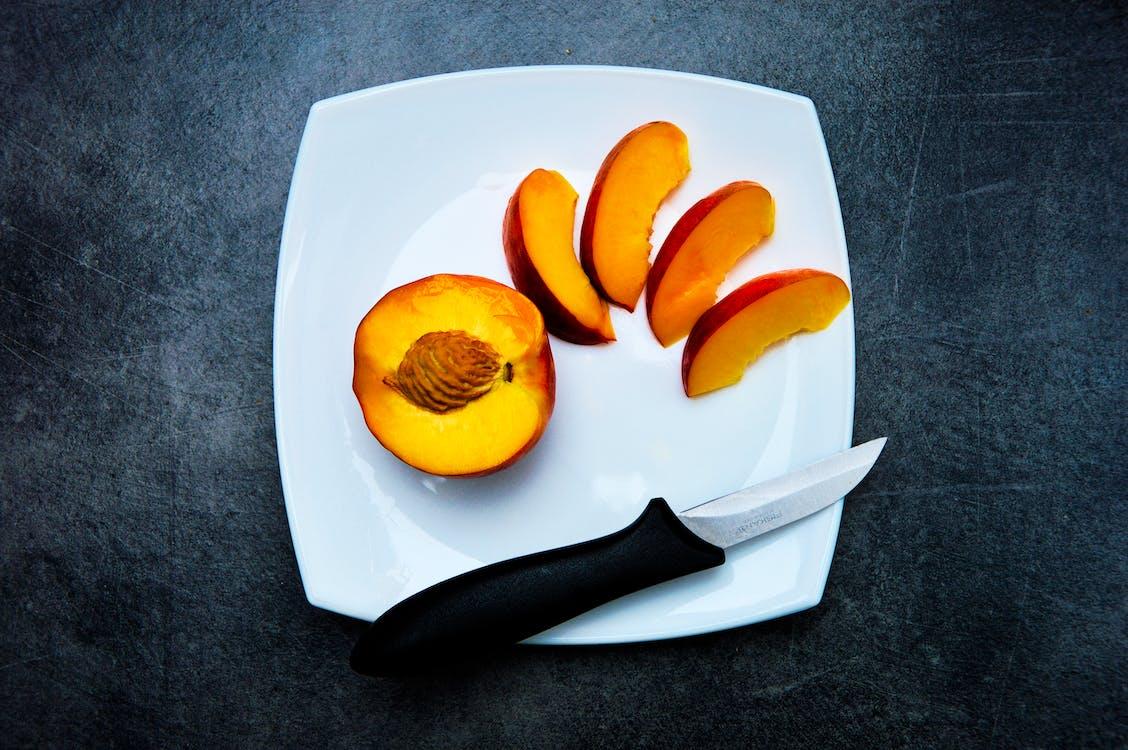 Slices of Ripe Apple