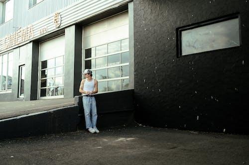 アダルト, おとこ, ガレージの無料の写真素材