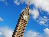 London Big Ben at 3:30