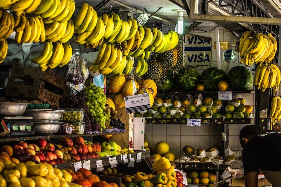 Assorted Fruit Display