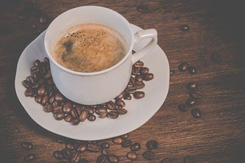 Kostnadsfri bild av brun, cappuccino, dryck, espresso