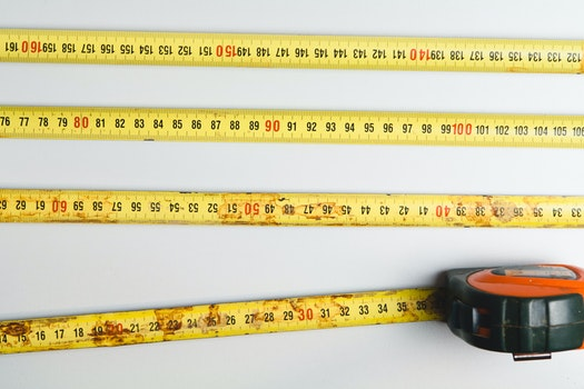Free stock photo of distance, measure, meter, size