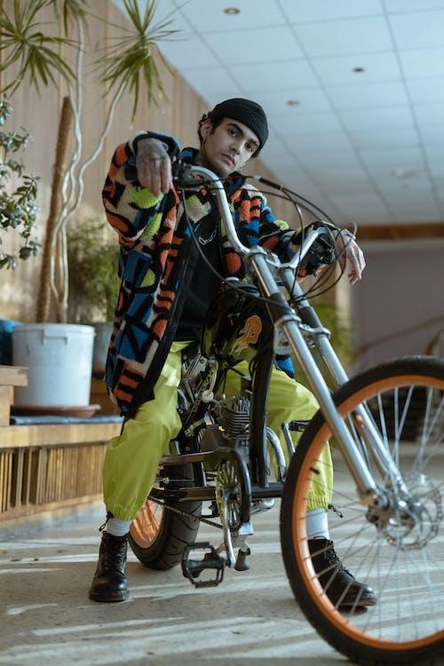Gratis lagerfoto af cykel, cykling, lodret skud