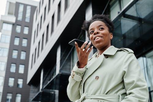 Ingyenes stockfotó afro-amerikai nő, álló kép, arckifejezés témában
