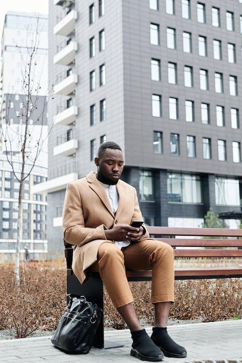 Ingyenes stockfotó ablak, afro-amerikai férfi, álló kép témában