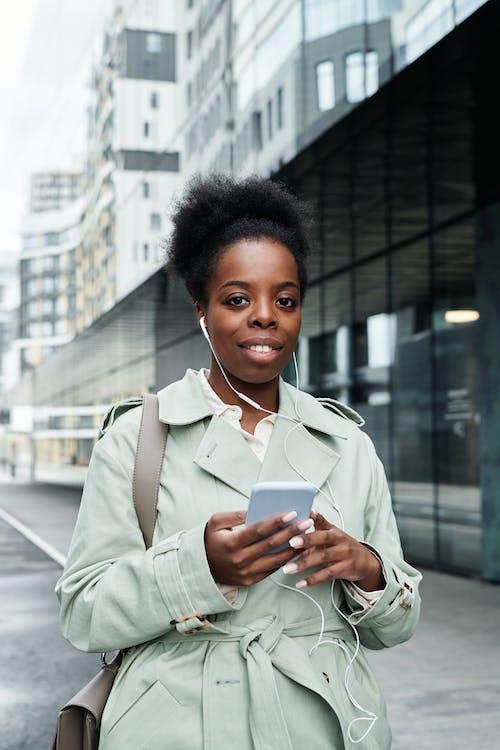 Ingyenes stockfotó afro-amerikai nő, álló kép, divat témában