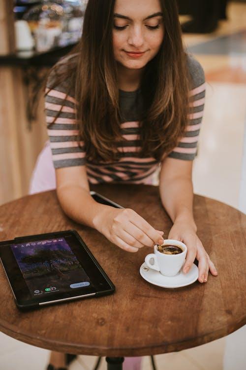 Imagine de stoc gratuită din agitare, băutură, cafea