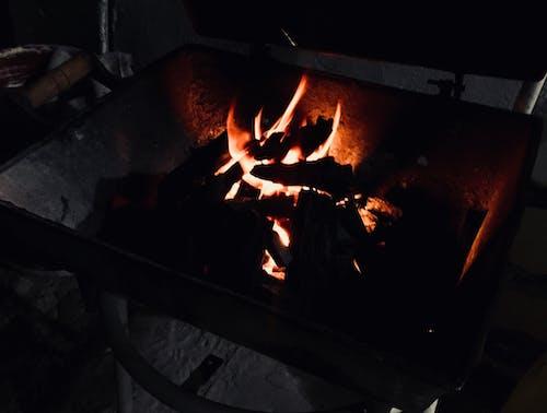 Free stock photo of barbecue, blaze, bonfire, fire