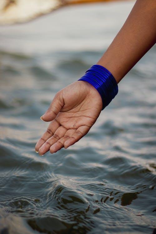 H2O, ハンド, ビーチの無料の写真素材