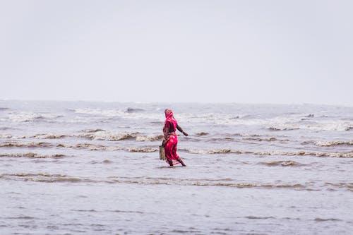 アクション, サーフィン, ビーチの無料の写真素材