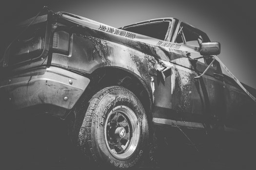 Kostenloses Stock Foto zu fahrzeug, laster, ford, motor