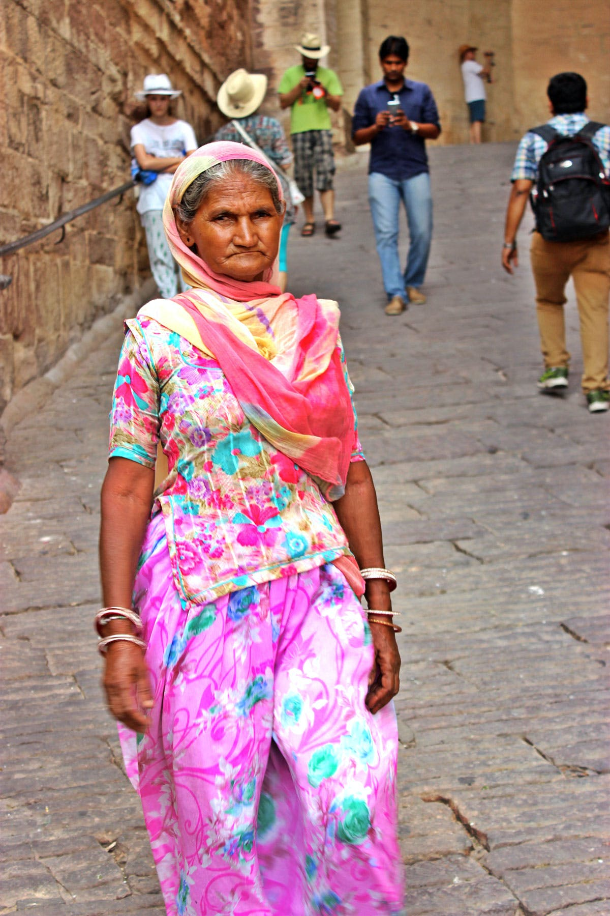 Free stock photo of age, candid, historical site, india