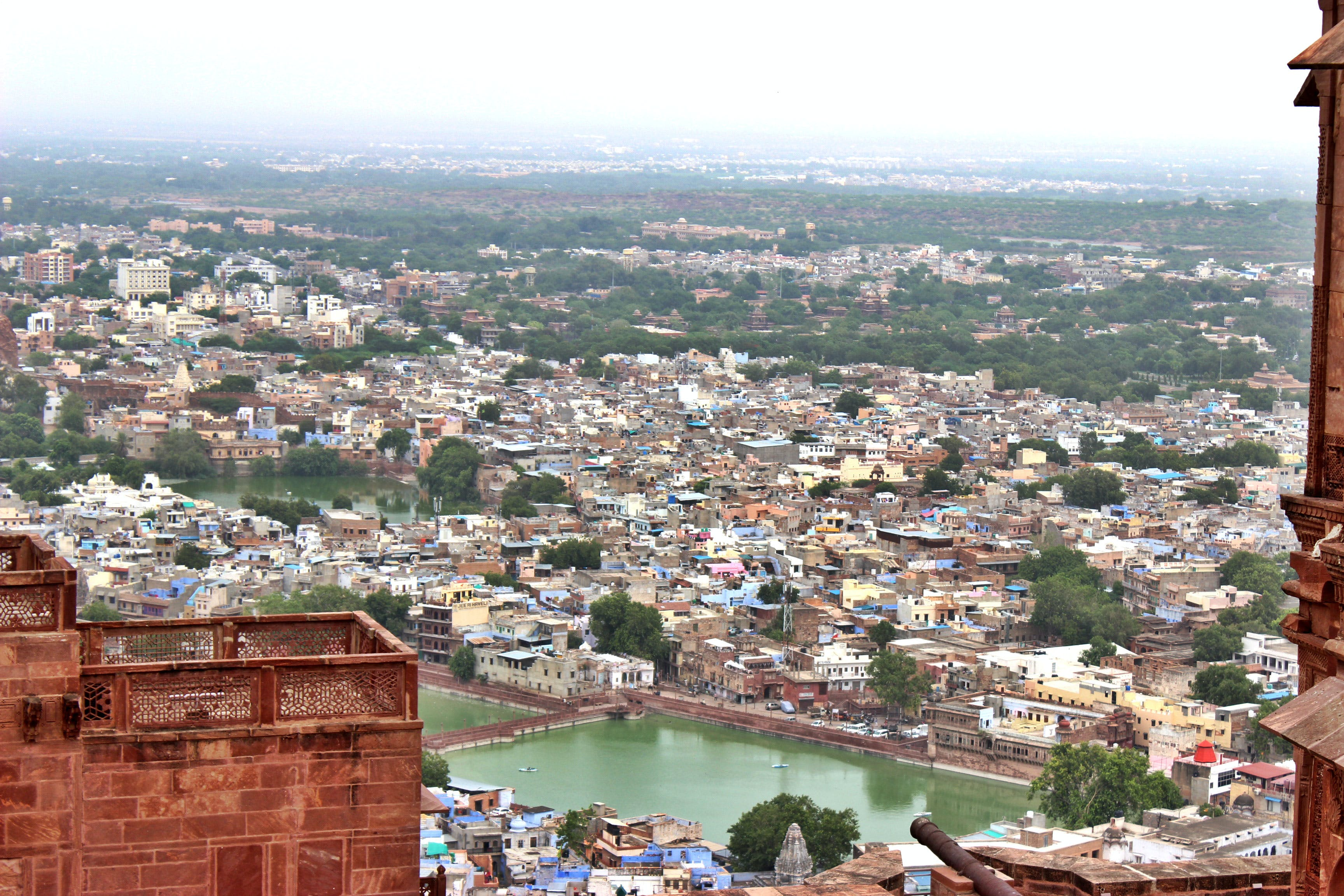 Free stock photo of city, Jodhpur City, photography, view