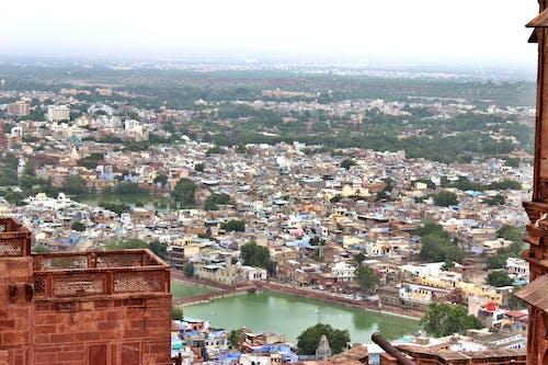 Ingyenes stockfotó fényképészet, jodhpur város, város témában
