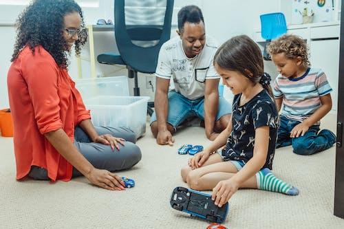 Immagine gratuita di bambini, diversità, divertimento