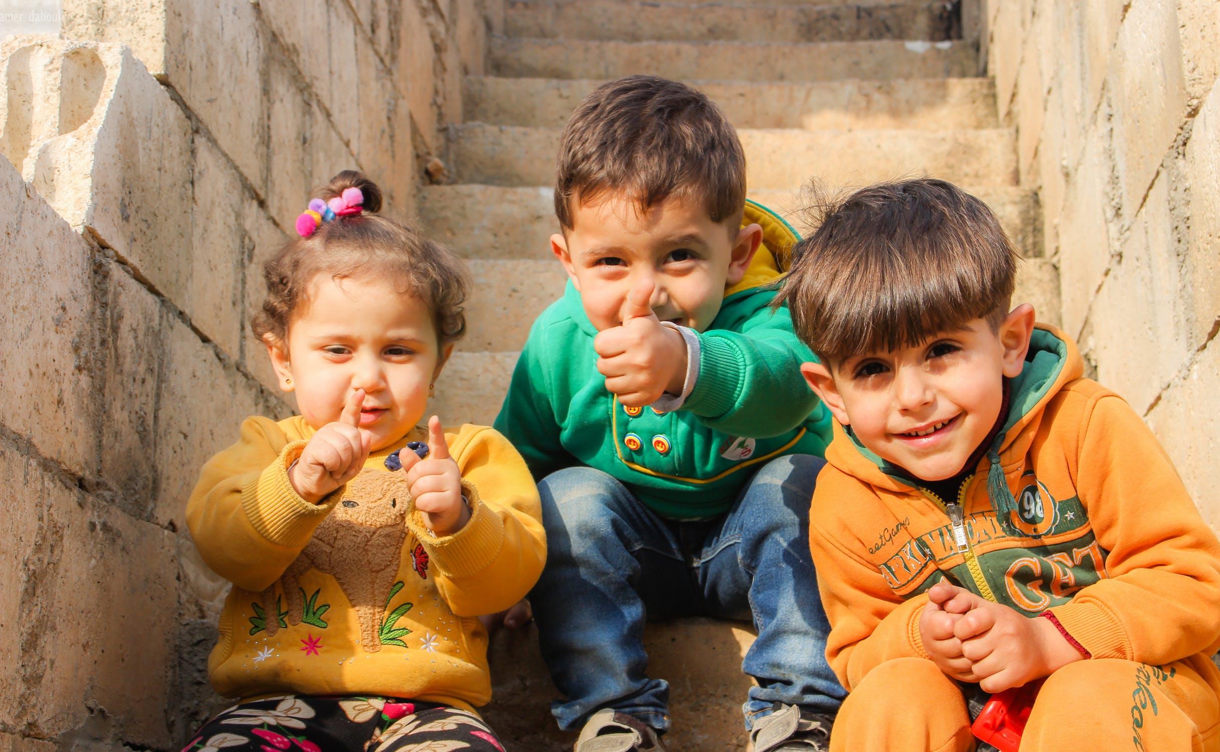Claves para una infancia feliz
