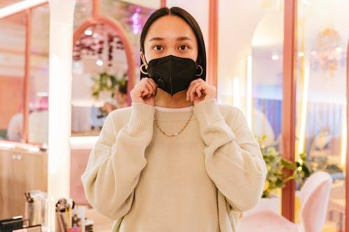 Δωρεάν στοκ φωτογραφιών με ασιάτισσα, ινστιτούτο αισθητικής, μάσκα προσώπου