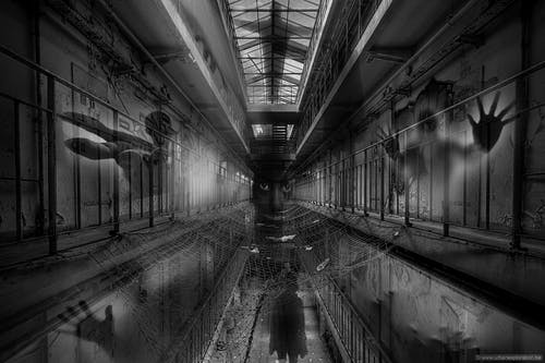 Free stock photo of haunted, imprisoned souls, jail, prison