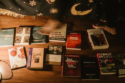 기독교인, 독서, 밤에의 무료 스톡 사진