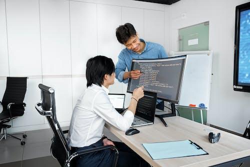 亞洲人, 人, 合作 的 免費圖庫相片