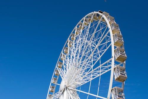 Free stock photo of big wheel, blue sky, wheel