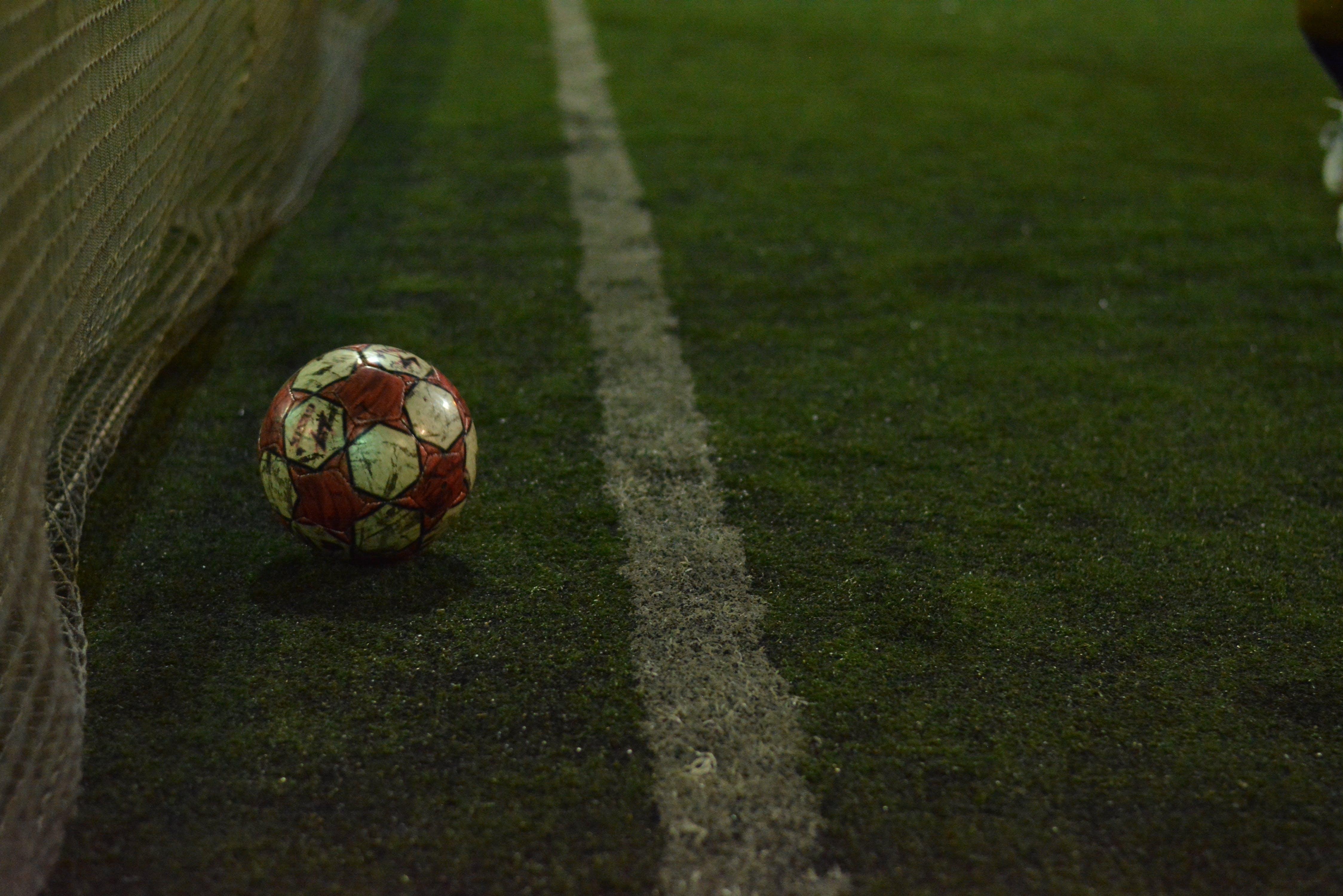 Free stock photo of ball, football, soccer, soccer girl