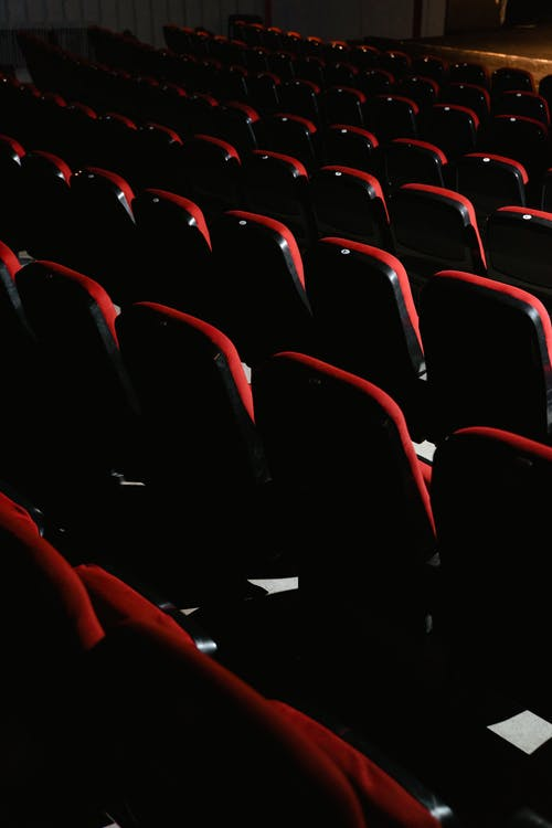 Kostenloses Stock Foto zu amphitheater, auditorium, drinnen