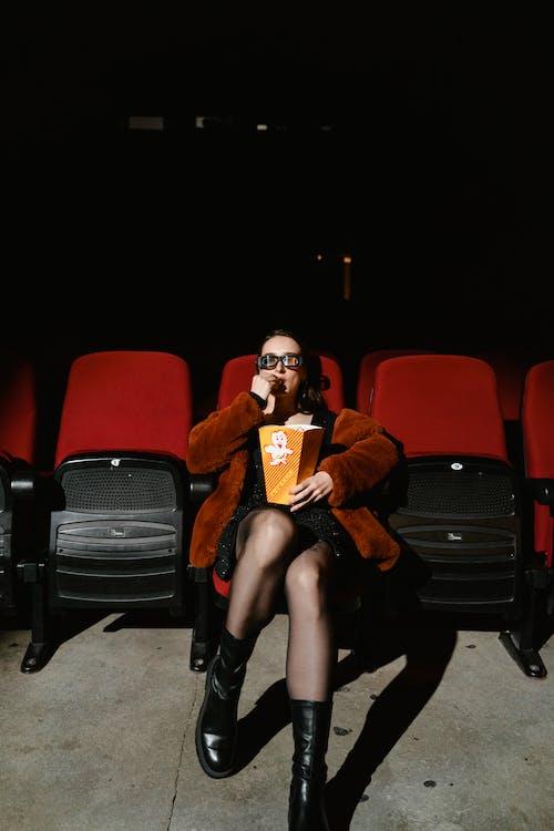 Free stock photo of adult, amphitheater, armchair