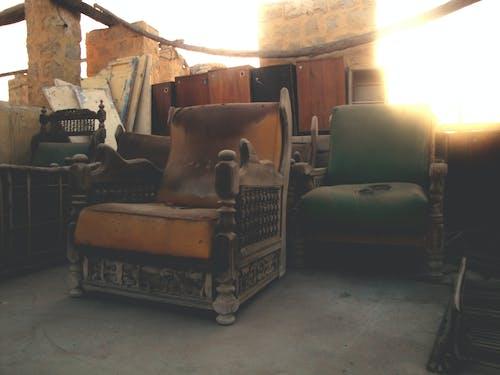 Безкоштовне стокове фото на тему «арабеска, брухт, дерев'яний стілець, дерев'яний»