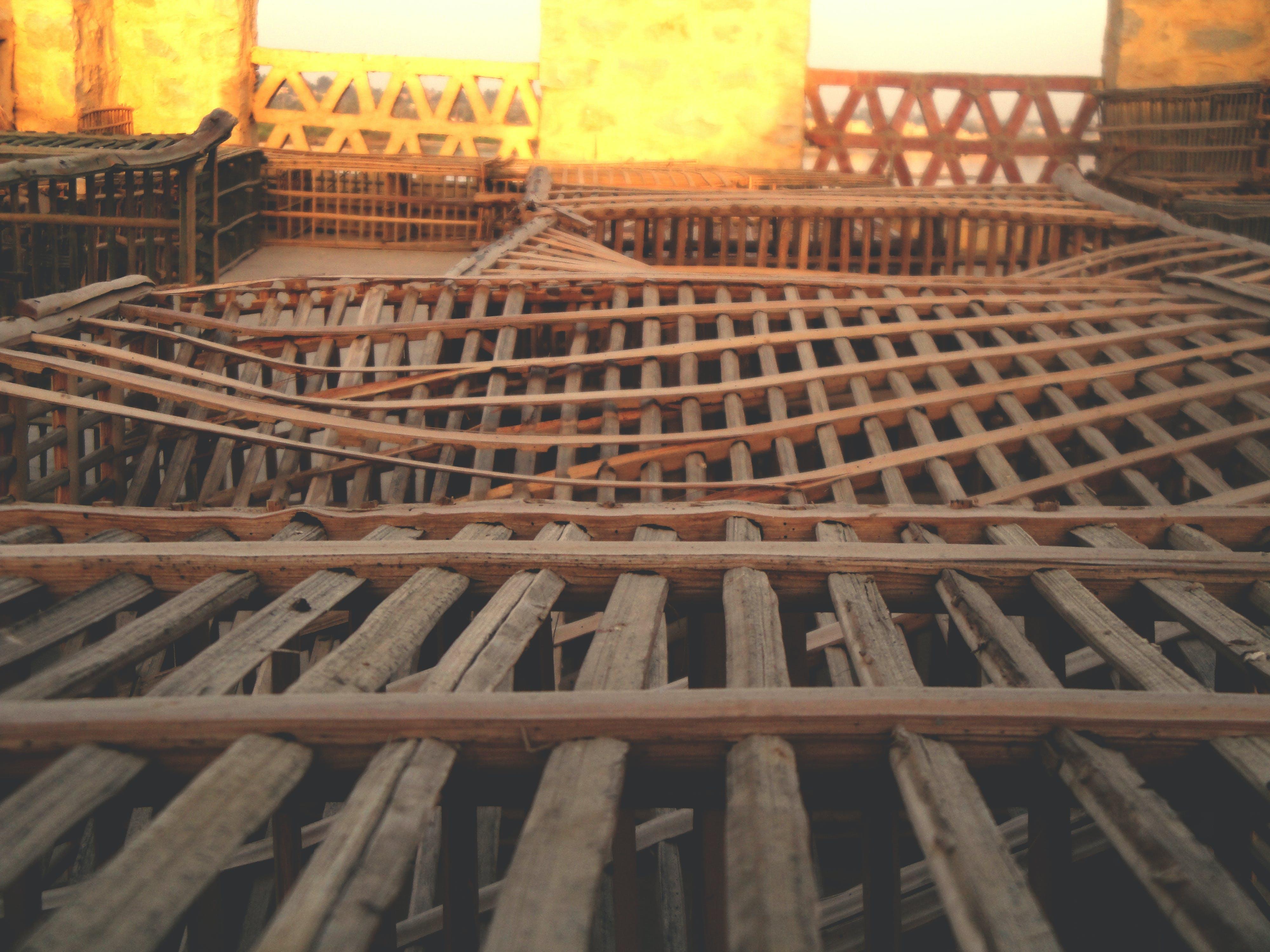 Free stock photo of abandoned, arabesque, broken, cage