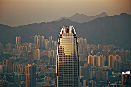 Kostenloses Stock Foto zu architektur, beeindruckend, berg, finanzviertel