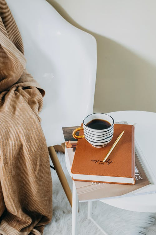 Free stock photo of appointment book, beige, breakfast