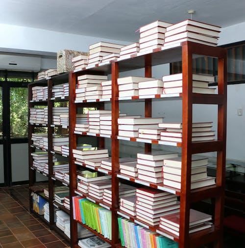 Gratis stockfoto met bibliotheek, biddhist, Boeddhisme, boeken