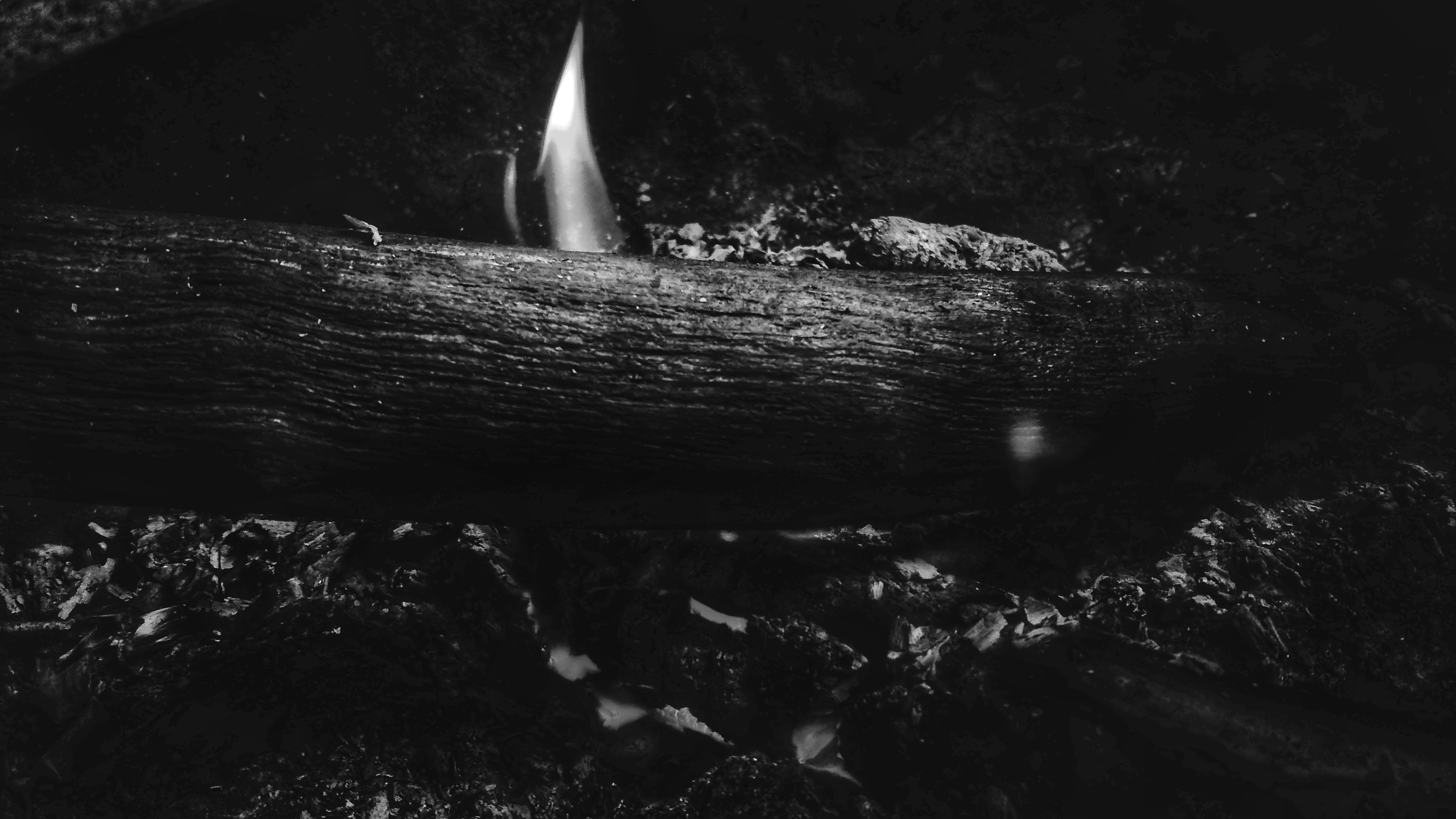 Imagen de fondo negro hd