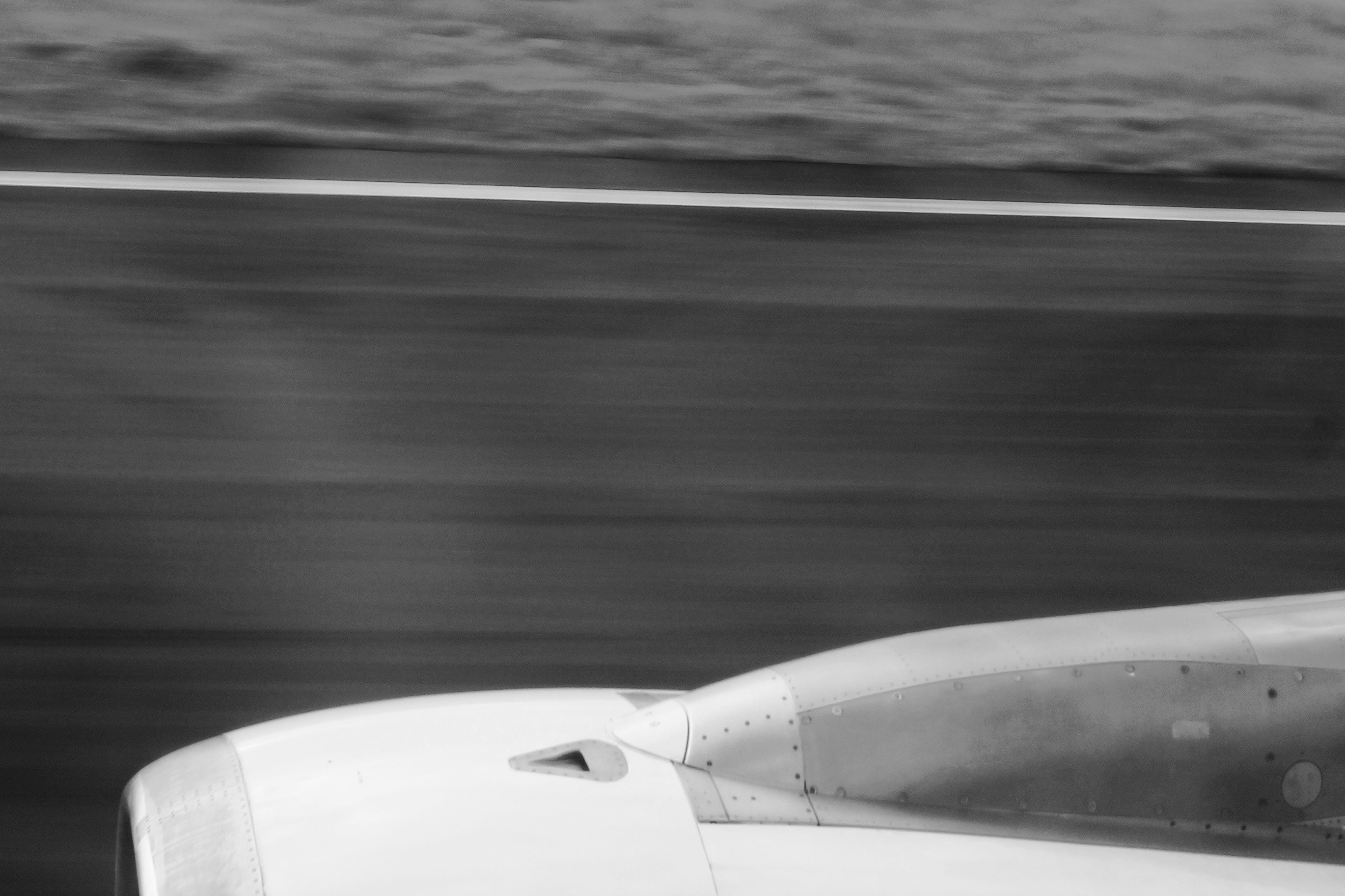 Free stock photo of airplane, airport, landing, manila