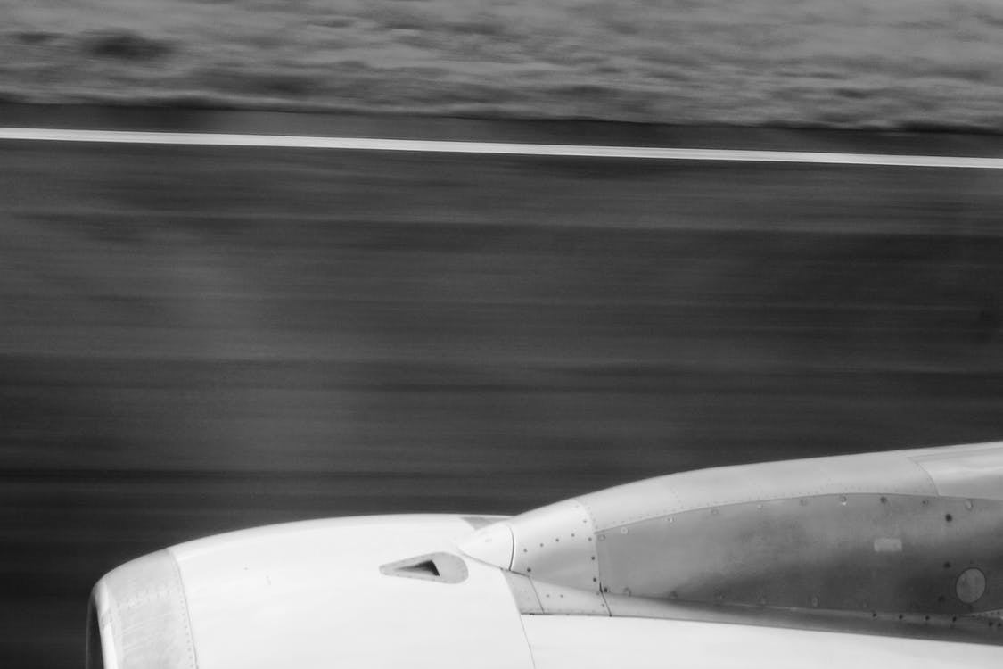 letadlo, letiště, manila