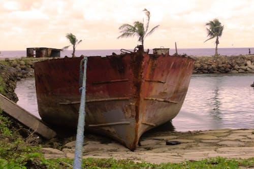 Бесплатное стоковое фото с корабль, лодка, пристань