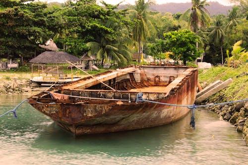 Бесплатное стоковое фото с вода, корабль, море, пристань