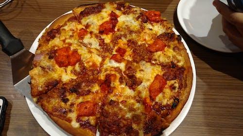 Ingyenes stockfotó pizza témában
