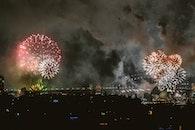 Fireworks Display at Sydney Opera House